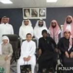 بقيق تكرم الطلاب الفائزين بمسابقة القرآن الكريم على مستوى المحافظة