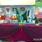ملتقى النشاط بابتدائية الحماطه للبنات في محايل عسير