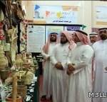 مدير تعليم المدينة يتفقد مدارس محافظة بدر ويفتتح معرضا للتراث والتربية الفنية
