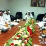 مدير تعليم الأفلاج يفتتح المجلس الاستشاري للتعليم