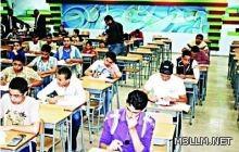 الموافقة على اختبارات الطلاب بنظام الفصلين