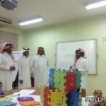 الدوسري يقدم البرنامج التدريبي التعليم بالترفيه بمركز التدريب التربوي بالدمام