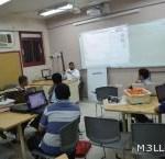 دورة علم الروبوت لطلاب متوسطة ابن باز بأبوعريش