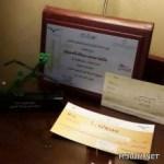 وزير التربية والتعليم يرعى الحفل الختامي لأعمال جائزة التميز بدورتها الرابعة