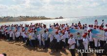 انطلاق فعاليات برنامج تنظيف الشواطئ والمتنزهات بمحافظة الوجه