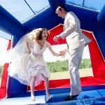 Choisir comme thème de mariage : Le retour en enfance