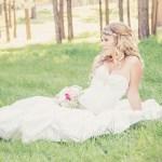 Les bas ou collants pour le mariage