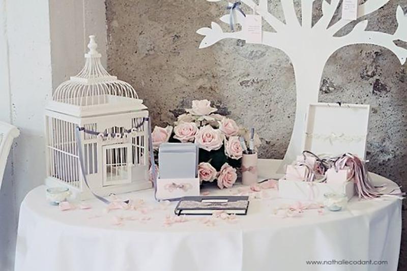 top 10 des urnes de mariage - Urne Mariage Cage