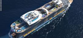 بالصور…عالم من الترفيه على متن أضخم سفينة في العالم