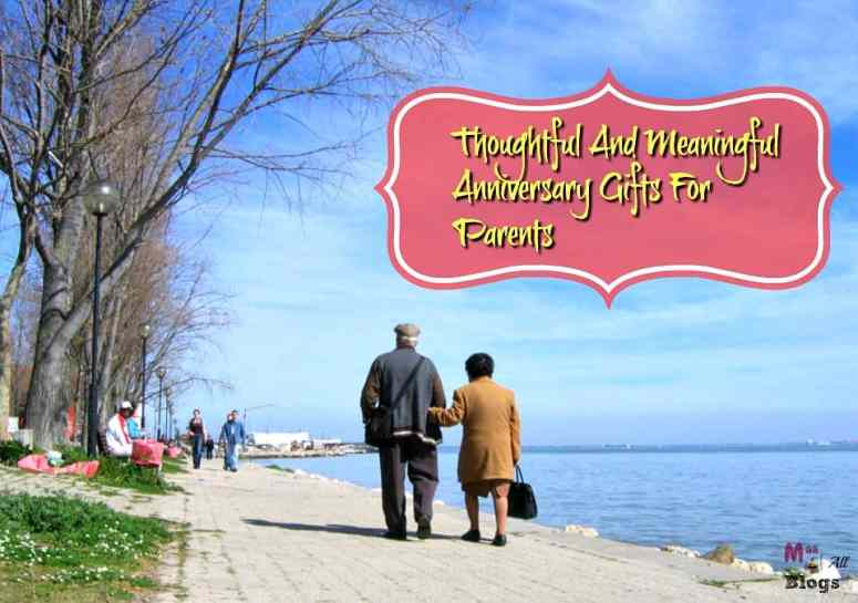 Anniversary Gifts For Parents Which