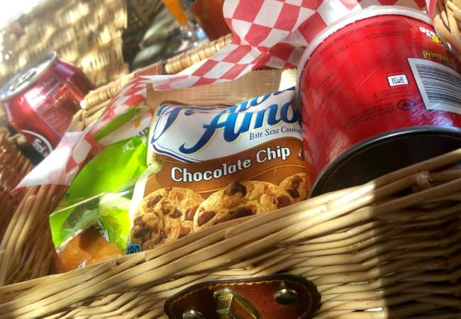 picnic lunch