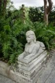 Villa Vizcaya - Coconut Grove - Miami -Floride - statue