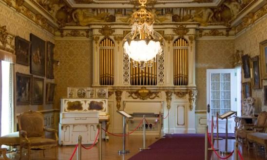 L'orgue - Flagler House - Palm Beach
