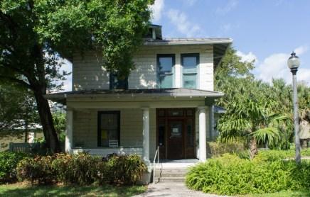 Shotgun house - Old Fort Lauderdale - Floride