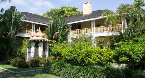 Bonnet House - la fontaine - Floride