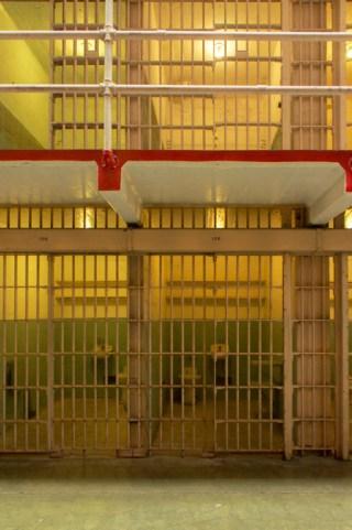 Cellule de la prison d'Alcatraz - San Francisco