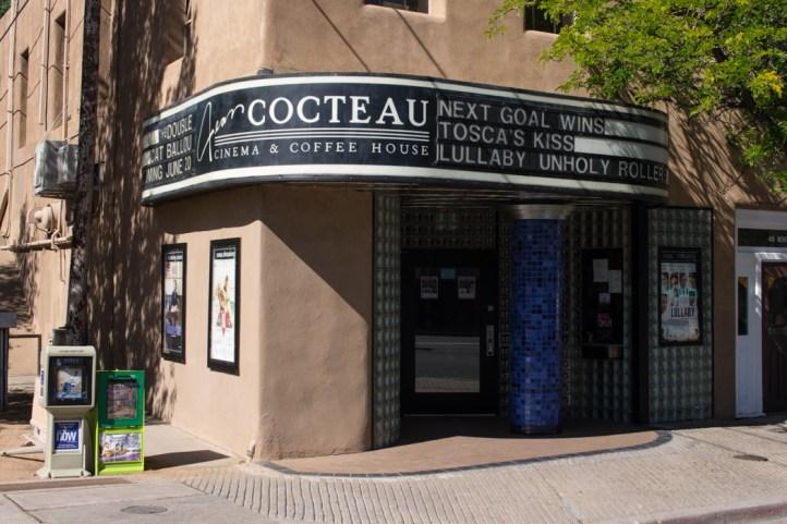 Jean Cocteau Cinema - Santa Fe - New Mexico 1