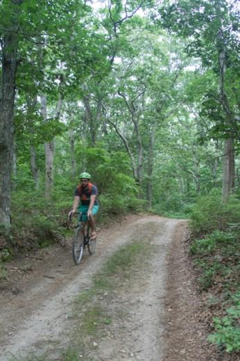 Du vélo sur Martha's Vineyard