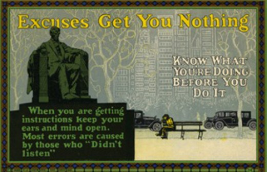 vintage78Vintage Business Motivational Posters from the 1920s & 1930s 6