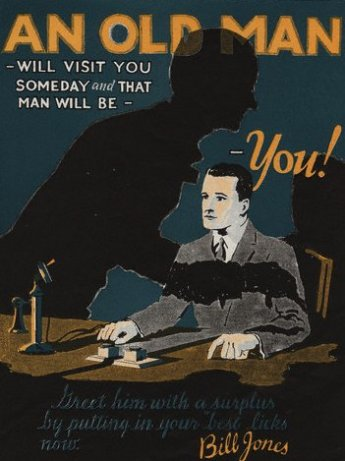 Vintage Business Motivational Posters from the 1920s & 1930s 1