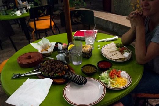 Old Town Albuquerque Nouveau Mexique cuisine mexicaine