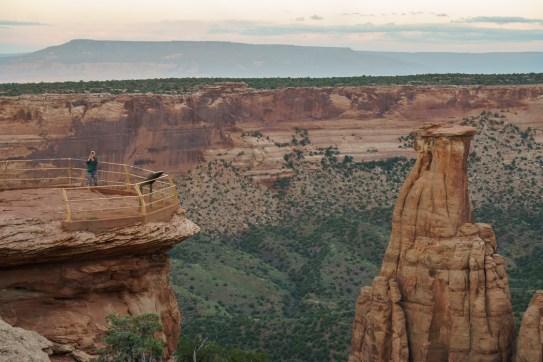 Colorado National Monument Mathilde