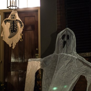 fantômes d'Halloween - Beacon Hill - trick or treat