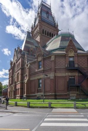 Memorial Hall - Harvard University Cambridge-2