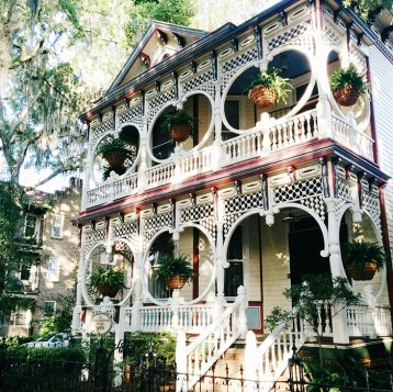 Maison victorienne Savannah