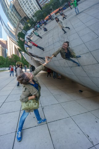Visiter Chicago - Bean 2