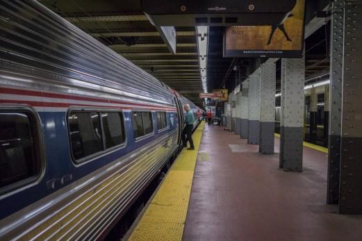 Boston New York en train-10