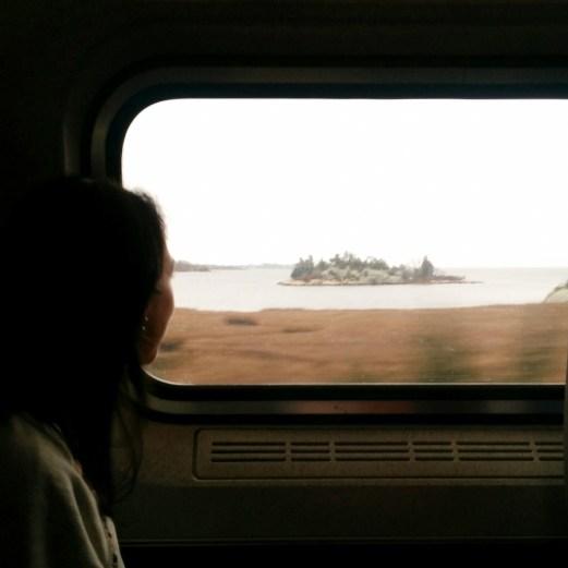 marie Boston New York en train-2