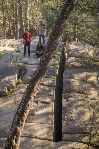 Purgatory Chasm Grand Canyon Nouvelle Angleterre-11