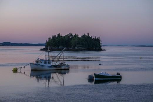 Maine sunset 1
