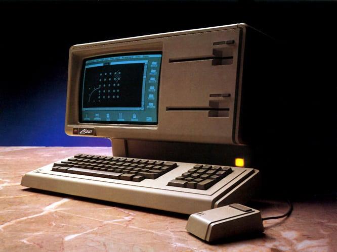 Apple Lisa 187 Mac History