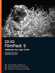 DxO FilmPack 5 box flat icon