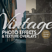 Creativemarket Instant Vintage Photo Effects 220162 icon