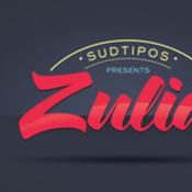 Zulia Pro Font for icon