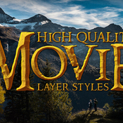 Creativemarket 20 Popular Movie Layer Styles 262288 icon