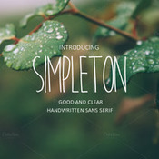 Creativemarket SIMPLETON 310423 icon