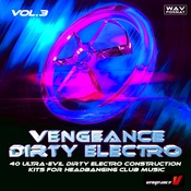 Vengeance Sound Dirty Electro Vol 3 icon