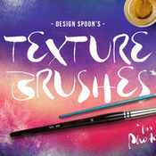 Creativemarket Photoshop Texture Brushes 306548 icon