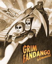 Grim Fandango Remastered icon