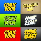 comic_book_and_cartoon_photoshop_styles_pack