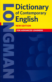 Longman dictionary of contemporary english 5th edition flat box icon