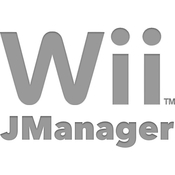 Wiijmanager for nintendo wii transfer games logo icon