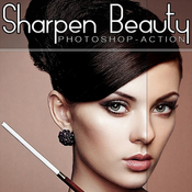 Sharpen beauty ps action 11648716 icon