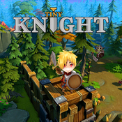 Tiny knight game cover icon