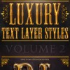 Luxury and royal text effect 10195795 icon
