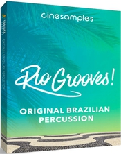 Cinesamples rio grooves boxshot icon